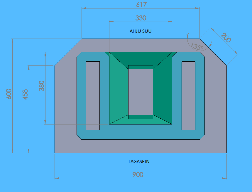 Modulating furnace Anneli