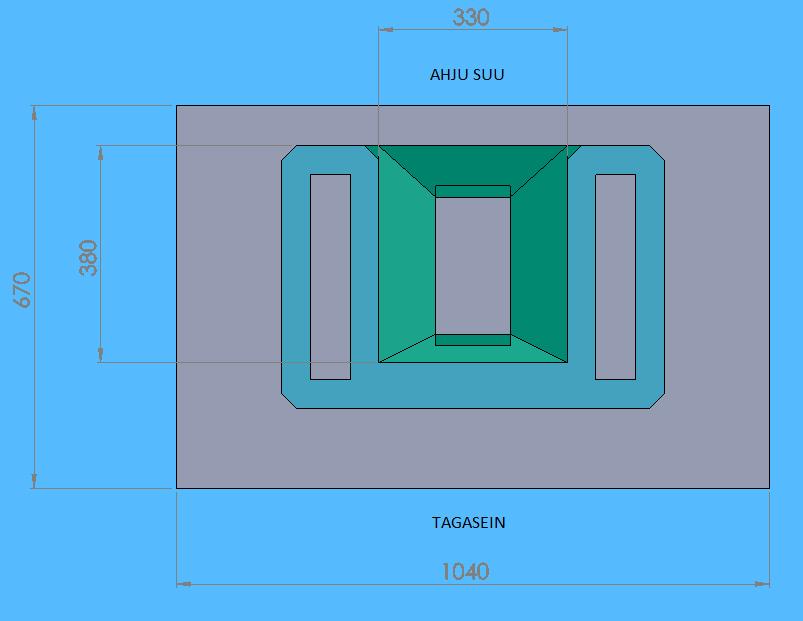 Modulating furnace Baruto