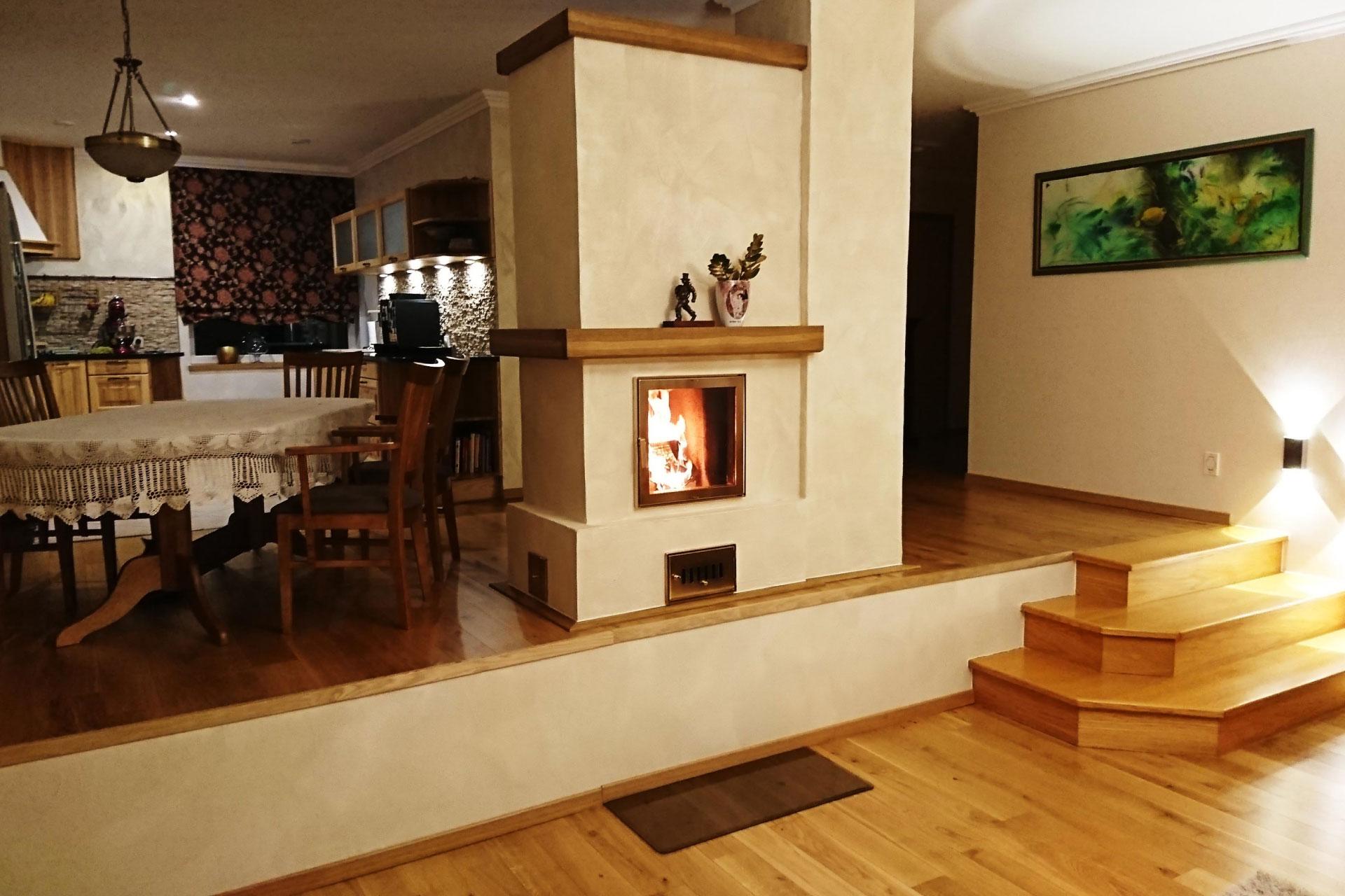 Modulating furnace Johannes