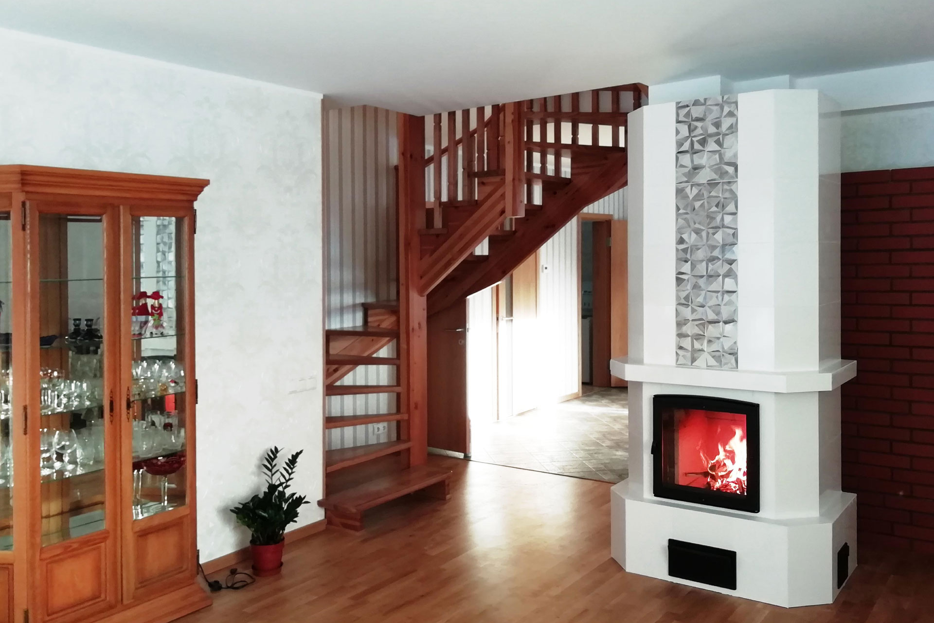 Modulating furnace Karl