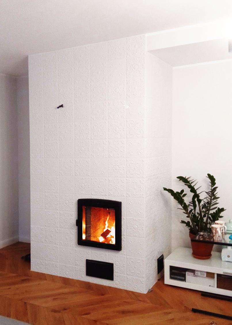 Modulating furnace Mats