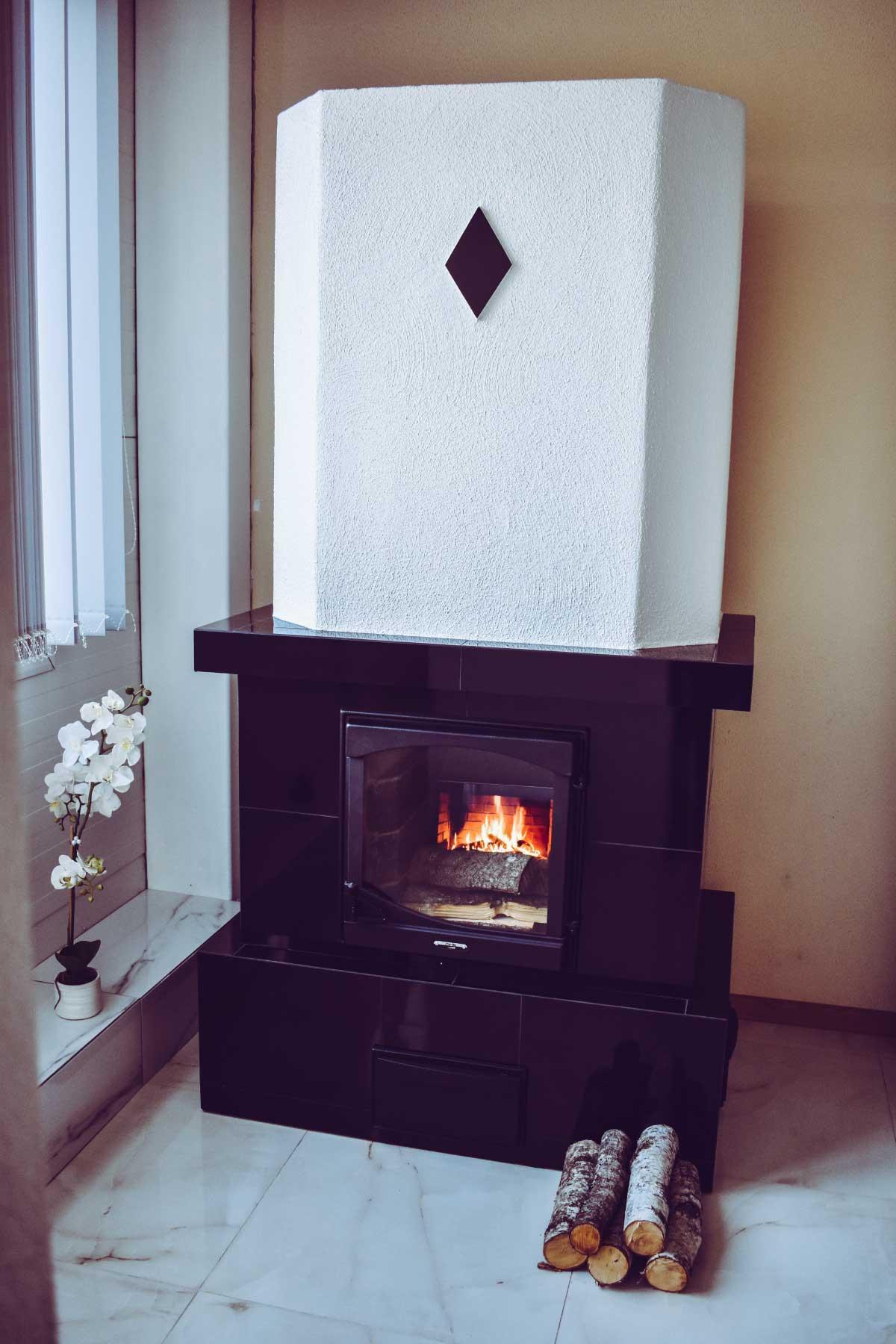 Modulating furnace Paula