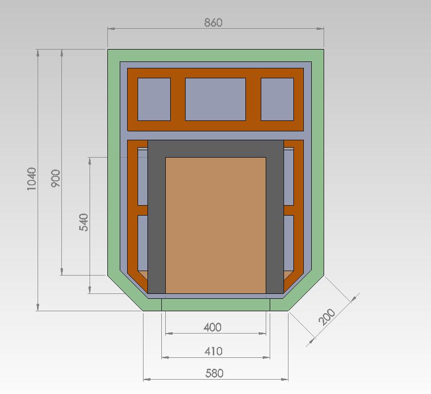 Slot furnace